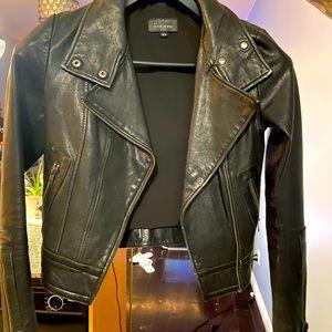 Mackage genuine leather Kenya jacket
